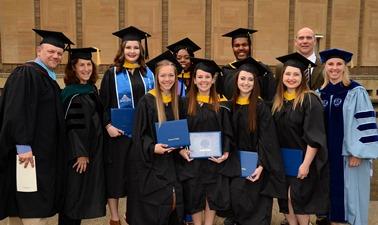 Athletic Training Graduates 2019