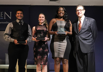 Excellence Awards Top Recipients