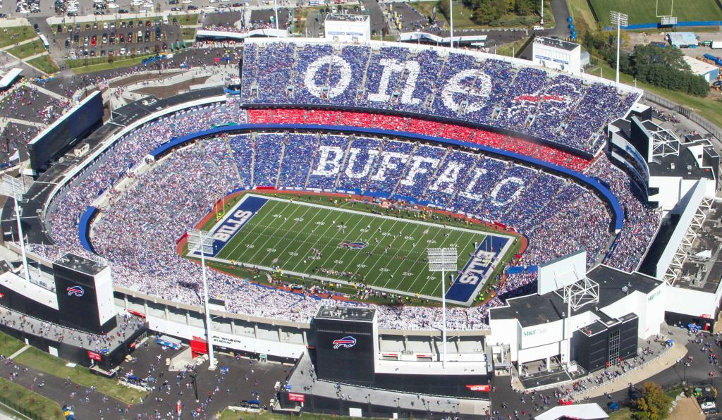 ONE Buffalo at Ralph Wilson Stadium
