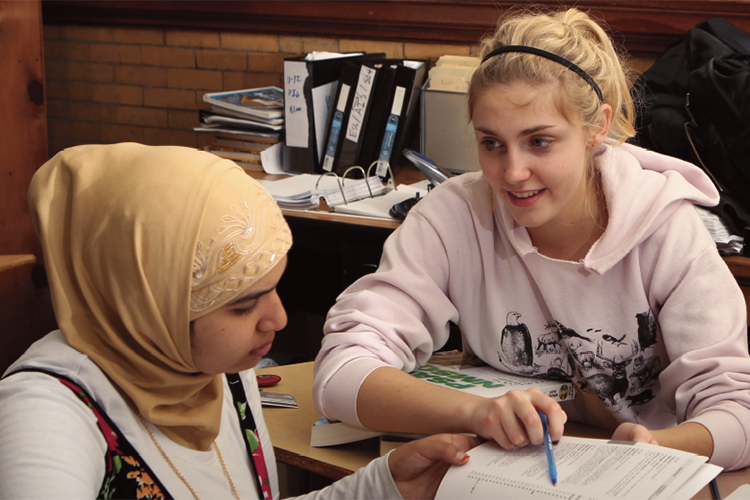 Refugee Teen Empowerment Program
