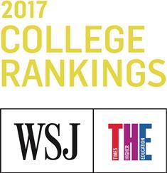 Wall Street Journal Ranking