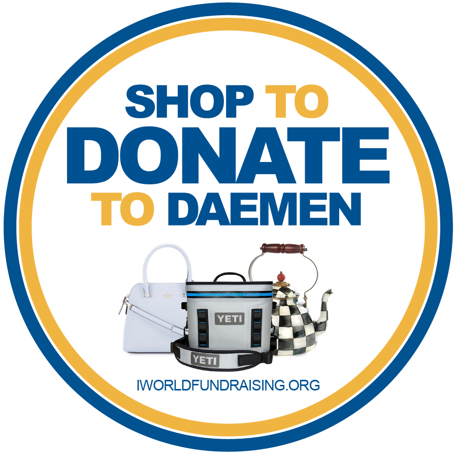 Shop to Donate to Daemen