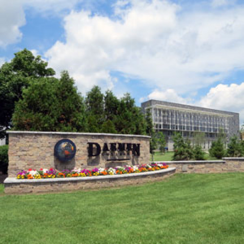 Daemen Collge Sign