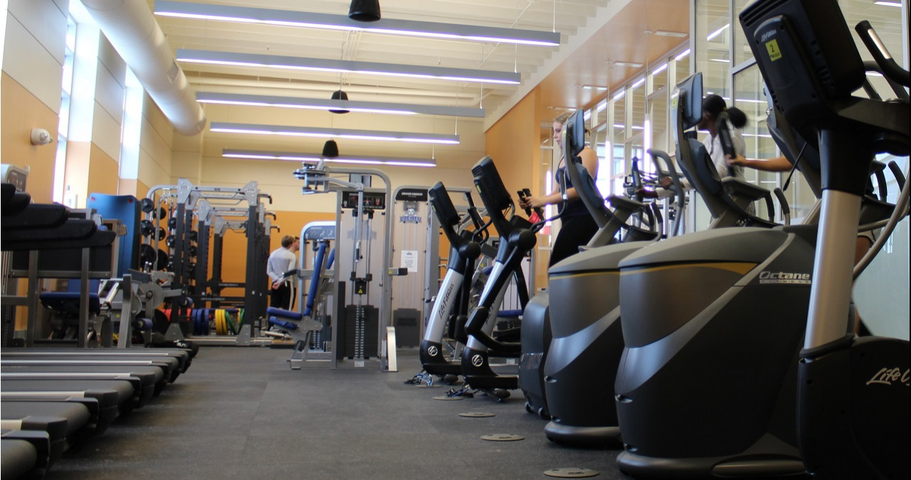 Academic and Wellness Center Fitness Center