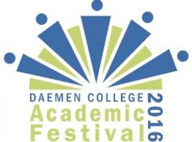 Academic Festival Logo
