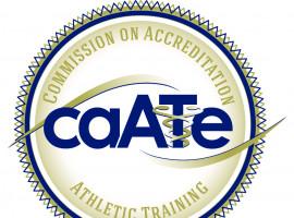Athletic Training Accreditation Seal
