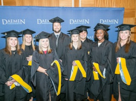 Athletic Training Graduates