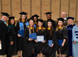 Athletic Training Graduates 2019