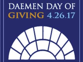 Daemen Day of Giving logo