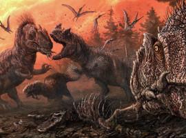 Dinosaur Cannibals