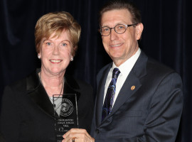 Distinguished Alumna Award