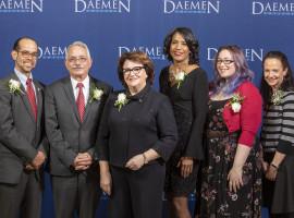 Distinguished Alumni Award Recipients