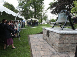 Founders Bell Ringing