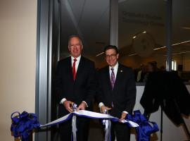 Graduate Studies Technology Center Opening