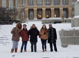 Iowa Caucus Trip