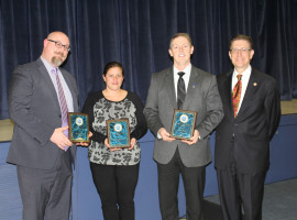 Outstanding Faculty and Staff Awards