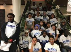 Refugee Teen Empowerment Program