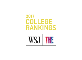 Wall Street Journal Ranking