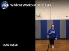 Wildcats Workout