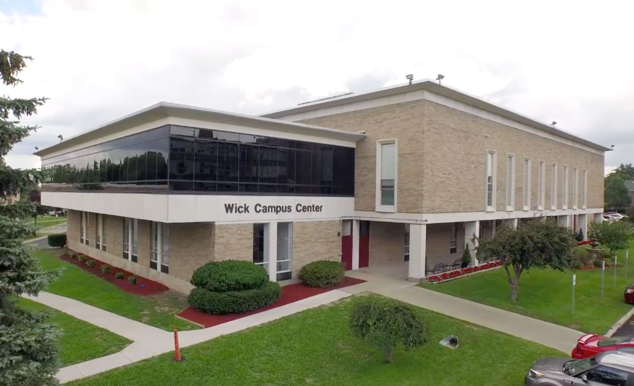 Picture of Wick building